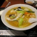 福盈門 - 海鮮湯麺