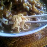 池田屋 - 蒸し麺20100119