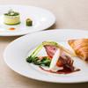 キュイジーヌ エスト - 料理写真:前菜からデザートまで、下記メニューよりお好きな料理をお選びいただける プリフィックスコース「LUNA」。