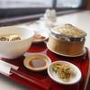 白鹿食堂 - 料理写真:選んだランチ