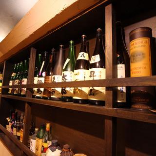 ◇◇店主こだわり【地酒は純米酒!】御用意あります◇◇