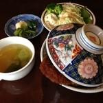ブラッスリー茶茶 - 下仁田かつ丼です