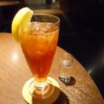 Cafe Miyama - アイスレモンティー