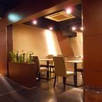 Cafe Miyama - 店内