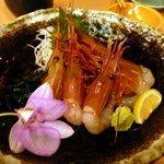 ひょうたん寿司 - ぼたん海老
