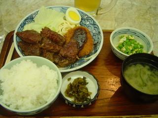 京極スタンド - スタンド定食