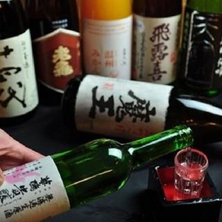 お料理に合うお酒への追求~お客様の美味しい!の為に~