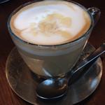 kawara CAFE&DINING - ココナッツラテ プラス250円で