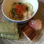 柿の葉寿し本舗 - おまかせ寿司