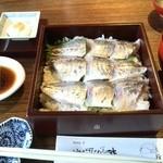 34654102 - 鯵寿司
