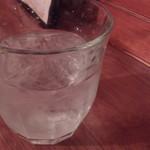 ウドンスタンド五頭 - 焼酎