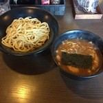Ogikuborameneiryuuken - つけ麺 780円