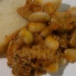 (h)etta - トリッパと白インゲン豆の煮込み