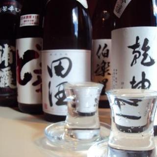 東北の地酒あります。