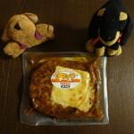 レッケルバルト栃木本店 - チーズハンバーグ