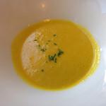 34658439 - カボチャのスープ