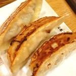 日本橋焼餃子 - スタミナ大餃子☺︎