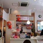 ドキンズ ハート シェイプ カフェ - Dokin's Heart Shape Cafe 店内 カウンター