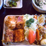 天平 - 料理写真:中華定食