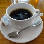 野菜料理とスープカレーのお店 南葉亭 - 草食セット:コーヒー