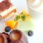 レストランミケイラ - フルーツ