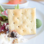 レストランミケイラ - 森永のソーダクラッカー