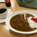 カフェ カシューカシュ - 料理写真:カレーライスセット