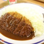 三木サービスエリア(上り線)スナックコーナー - かつめし790円