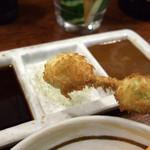 串かつ料理 活 - 銀杏