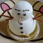 サクレクール - 料理写真:雪だるま☃