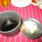 松吟庵 - ざる蕎麦