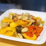 鳥長 - 野菜煮込み
