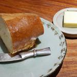 レストランよねむら - パン