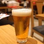 南国酒家 - 生ビール (2015/01)