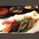 蛇の目鮨 -  ✨Today's Lunch✨1290yen 上寿司定食 中とろとろっとろ(≧∇≦)サーモン炙りさいっこう(≧∇≦)