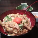 34669968 - 究極の親子丼(1,300円)