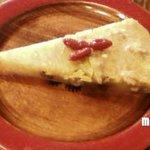 沖縄食堂 - ゆずケーキ