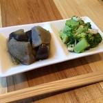 KOU - 4種から2種お惣菜が選べます