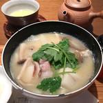 ナナハ - 白味噌雑煮UP