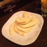 34674789 - りんごの自家製ドライフルーツ♫美味いがな♫