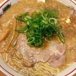 ゑびす屋 - 鶏ガラ醤油ラーメン 大