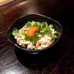千寿 - (2015.01)鶏皮ポン酢