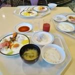 箱根仙石原プリンスホテル - 料理写真:再訪:朝食・マイチョイス