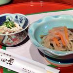 武田屋 - 小鉢2種