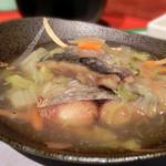 武田屋 - さごしの野菜あんかけ