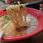 博多 一風堂 - 14.01味噌赤丸(860円)