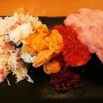 海天丸 - 料理写真:海天丸@苫小牧店 大漁盛り