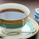 大山珈琲 - 料理写真:当店人気No.1コーヒー「大山ブレンド」。酸の調和が見事にとれた飲みやすいマイルドタイプのコーヒーです。