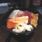 海鮮丼専門店 若狭家 - 渋谷ハチ公丼