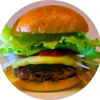 ピコピコ - 『しまね和牛チーズバーガー』 お肉はしまね和牛100%・ボリュームたっぷり100gパティ。